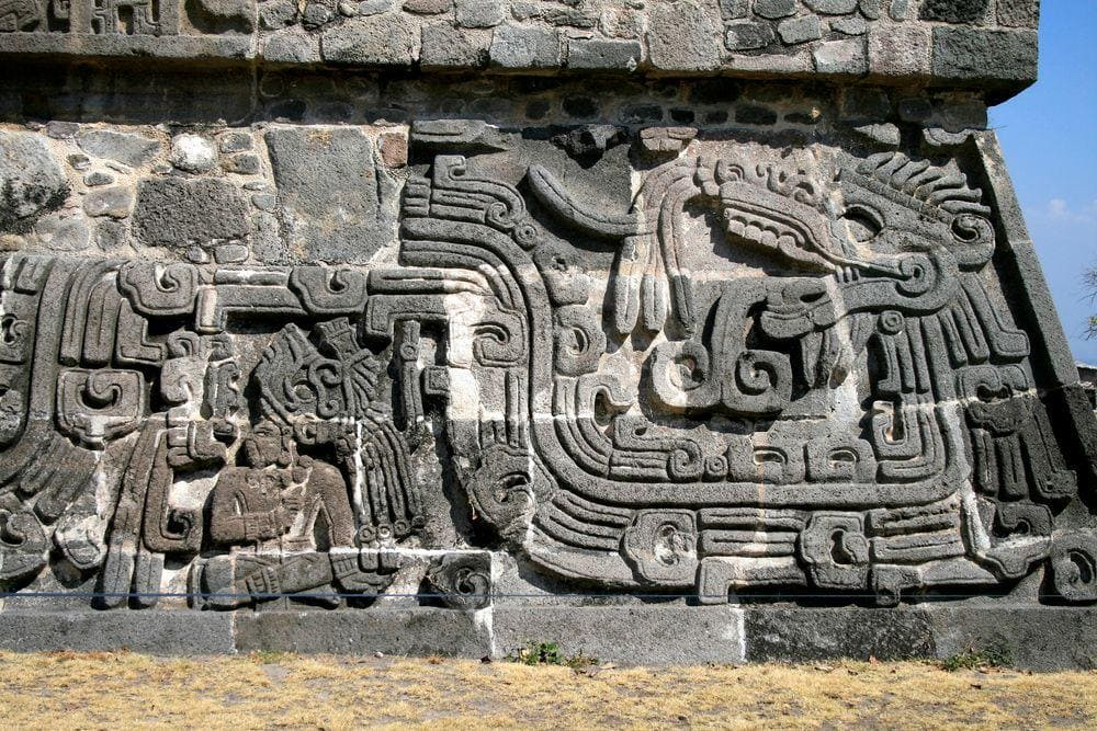 Xochicalco, Temple of Feathered Serpent