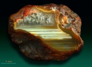 Agate from Agate Creek