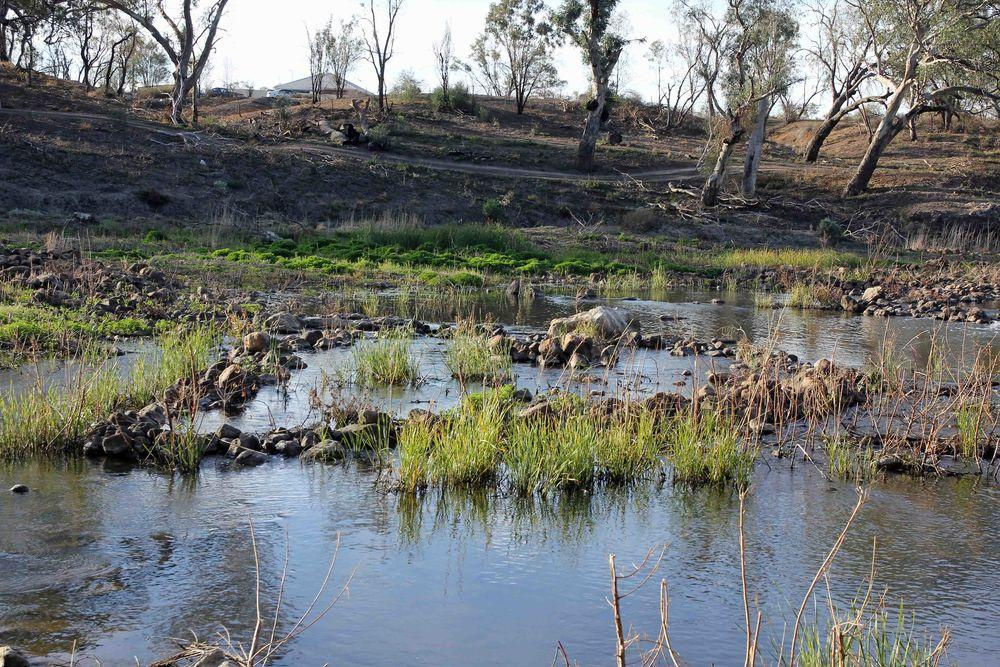 Brewarrina fish traps