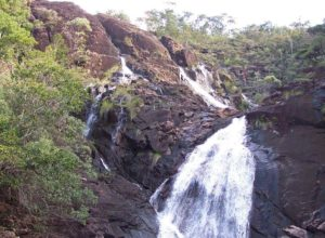 Zoe Falls on Hinchinbrook Island
