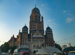 Brihanmumbai Municipal Corporation building