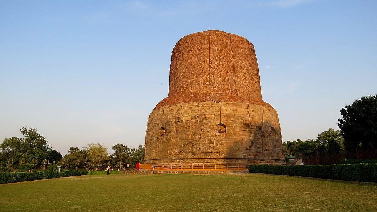 Dhamek Stupa in Sarnath