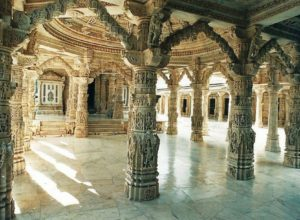One of Dilwara Temples