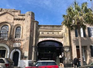 Old Slave Mart in Charleston