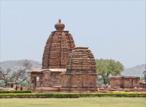 One of the elaborate Pattadakal Temples