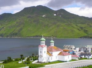 Church of the Holy Ascension in Unalaska