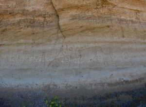Petroglyph Point at Lava Beds National Monument