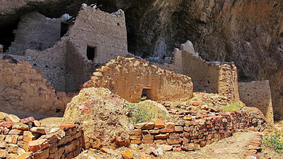 Tonto Upper Cliff Dwelling