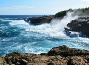 Devil's Tear in Nusa Lembongan