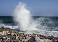 Blowhole in Grand Cayman