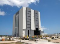 Vehicle Assembly Building at Kennedy Space Center