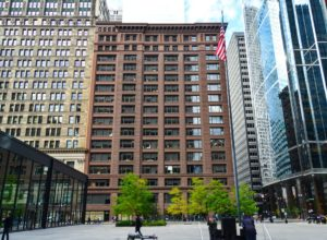 Marquette Building in Chicago