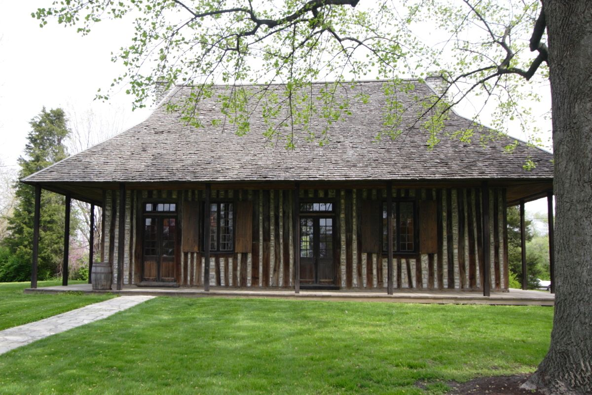 Old Cahokia Courthouse
