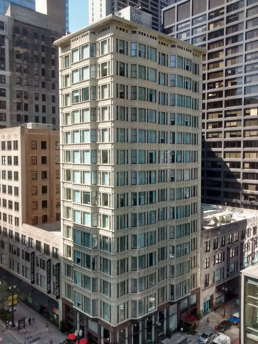 Reliance Building in Chicago