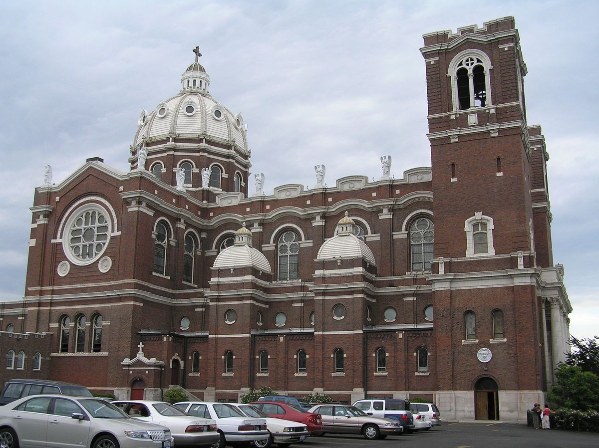 St. Mary of the Angels in Chicago