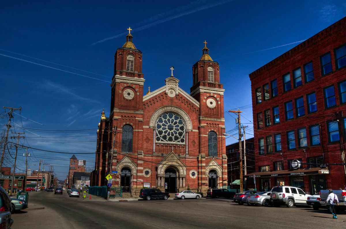 St. Stanislaus Kostka Church in Chicago