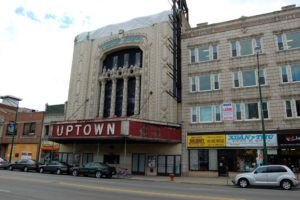 Uptown Theatre in Chicago in 2008