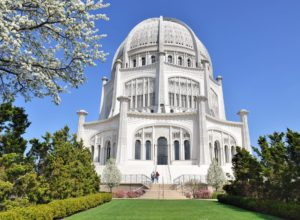Bahá'í House of Worship in Wilmette