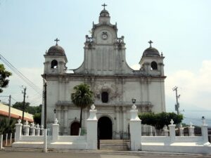 Dolores de Izalco Church, El Salvador