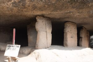 Olumo cave shelters
