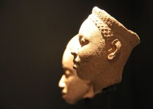 Sculptures from Ife