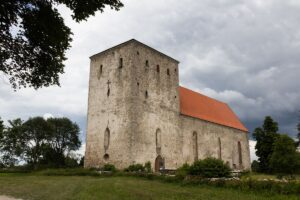 Pöide Church