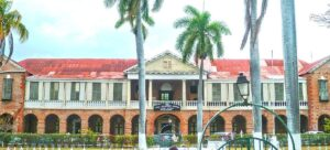 Assembly House in Spanish Town