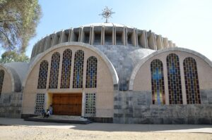 Axum Church of Our Lady Mary of Zion