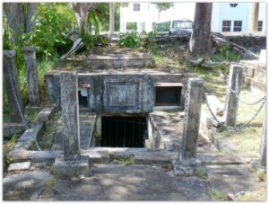 Chase Vault, Barbados