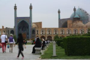 Shah Mosque in Isfahan