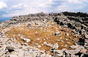 Shaori megalithic fortress