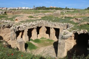 Tombs of the Kings near Paphos