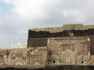 Walls in Zabid
