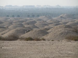 A'ali East Burial Mound Field