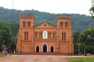Bangui Notre Dame Cathedral